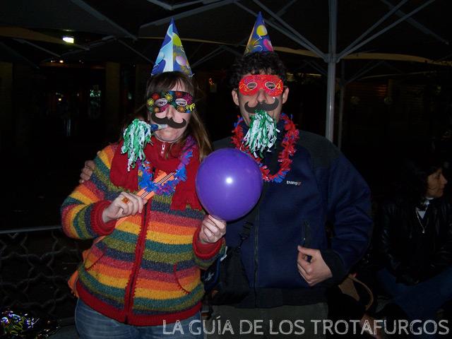 Nochevieja en Toledo